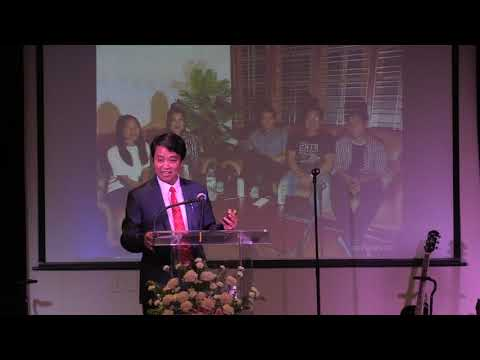 REV. DR. HRE MANG  BURMA TRIP 2019