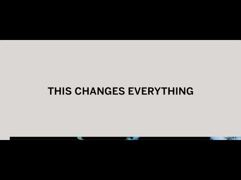 Jon Egan - This Changes Everything (Official Lyric Video)