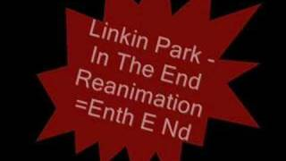In The End Reanimation (Enth E Nd)