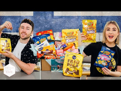 Trying Amazing Snacks from Finland - In The Kitchen With Kate - UC_b26zavaEoT1ZPkdeuHEQg