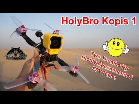 HolyBro Kopis 1 Absolutely a Fantastic FPV Racing Drone - UCKy1dAqELo0zrOtPkf0eTMw