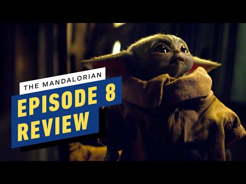 The Mandalorian Episode 8 Review - UCKy1dAqELo0zrOtPkf0eTMw