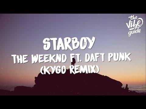 The Weeknd - Starboy (Kygo Remix) Lyric Video - UCxH0sQJKG6Aq9-vFIPnDZ2A