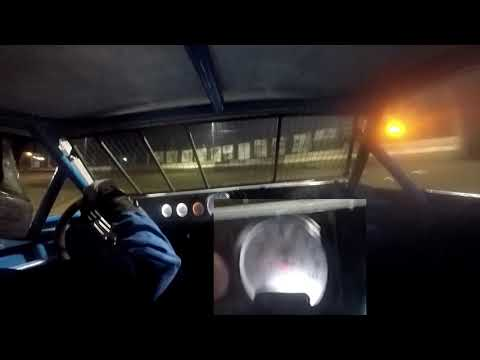 In Car Cam of Oscar Frey at Highland Speedway 8-7-21 (S.S) - dirt track racing video image