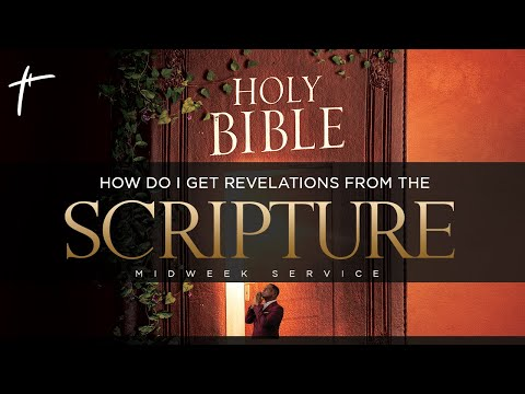 How Do I Get Revelations From The Scripture  Pst Bolaji Idowu   7th July 2021