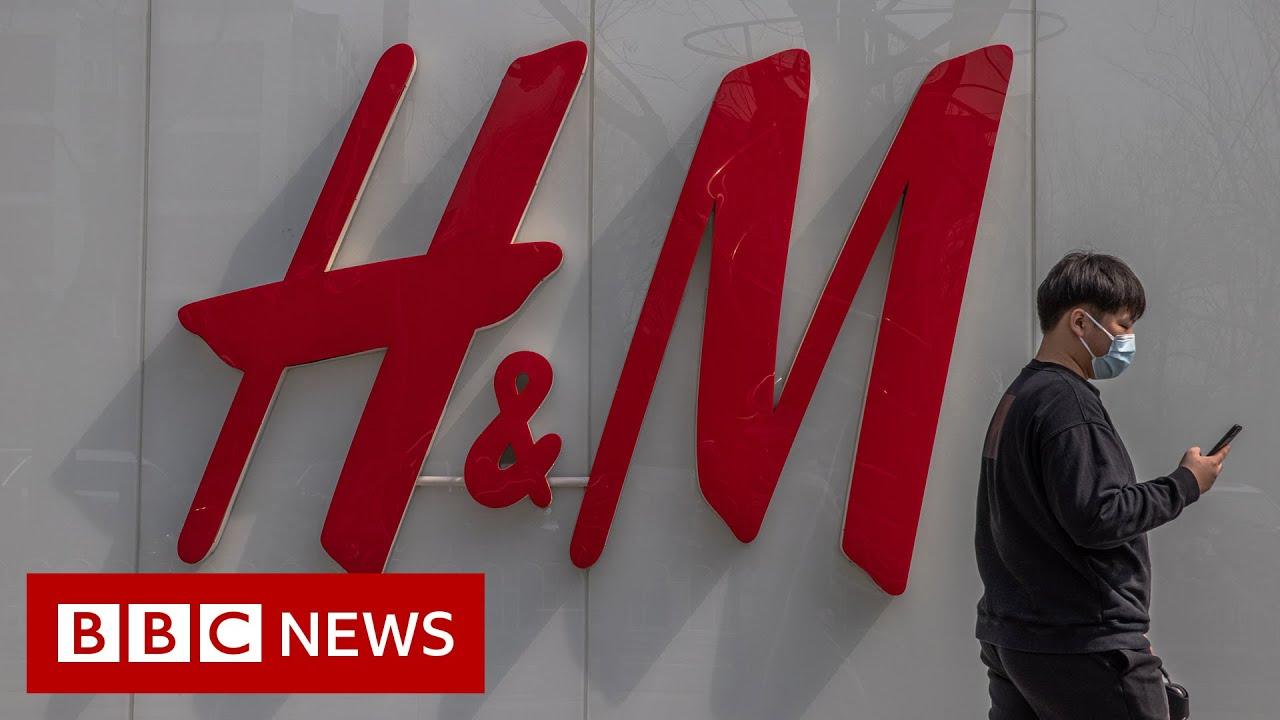 Nike and H&M face China fury over Xinjiang cotton 'concerns' – BBC News
