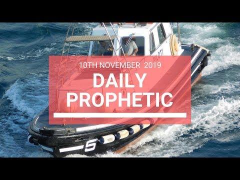 Daily Prophetic 10 November Word 6