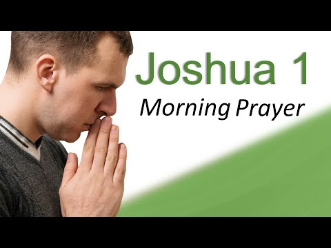 GOD WILL NOT FAIL YOU - MORNING PRAYER