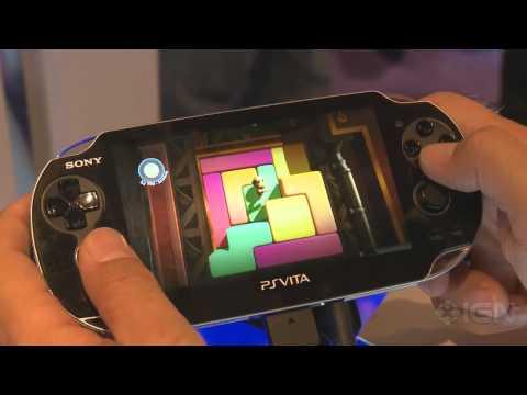 LittleBigPlanet Vita - E3 2011: Creation Gameplay Off-Screen - UCOmcA3f_RrH6b9NmcNa4tdg
