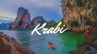 KRABI - THAILAND 4K - PART 1 - TOP TRAVEL DESTINATION - DIARY AROUND THE WORLD - TRAVEL COUPLE