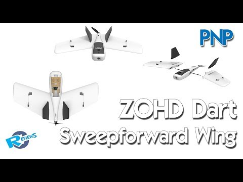 ZOHD Dart Sweepforward Wing 635mm - FPV EPP Racing Wing - unpacking - UCv2D074JIyQEXdjK17SmREQ