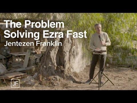 The Problem Solving Ezra Fast  Jentezen Franklin
