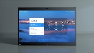 EP65 | All-in-One Touch Panel with Zoom Rooms