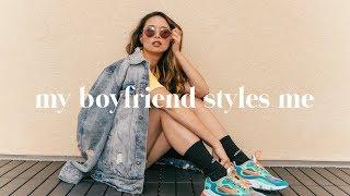 My Boyfriend Styles My Sneakers | Brian Puspos + Aja Dang