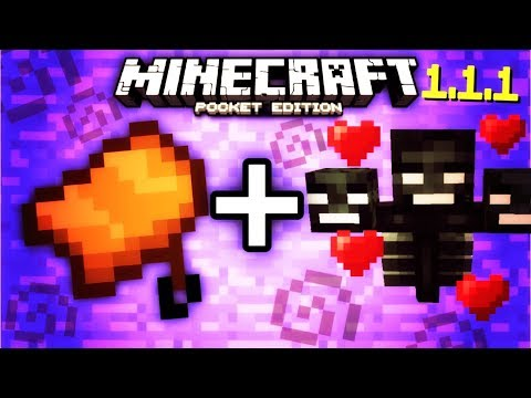 How to RIDE ANY MOB in Minecraft Pocket Edition?! (MCPE 1.1.1)