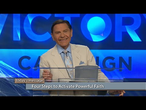 Four Steps to Activate Powerful Faith