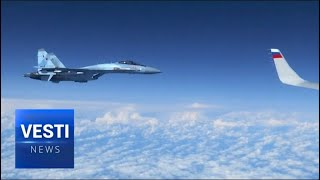 Excuses From NATO! Command Claims They Had No Idea Shoygu Was Flying From Kaliningrad!
