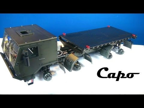 RC ADVENTURES - Capo CD15821 8X8 is coming together! All METAL Extreme Off Road Military Truck - BV5 - UCxcjVHL-2o3D6Q9esu05a1Q