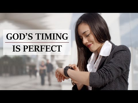 GOD'S TIMING IS PERFECT - BIBLE PREACHING  PASTOR SEAN PINDER