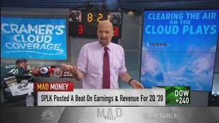 Cramer's cloud stock primer: Know the company you own