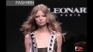 LEONARD Fall Winter 2007 2008 Paris - Fashion Channel