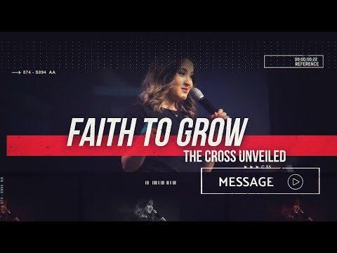 September 1st - DestinyYUMA - Faith to Grow