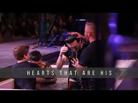 Hearts That Are His  Baptized in Glory  9.22.19