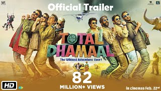 Video Trailer Total Dhamaal
