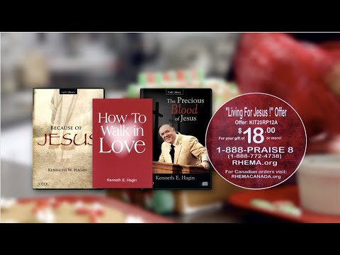 Living for Jesus Package (As seen on RHEMA Praise)