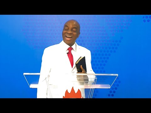 Bishop OyedepoServing God Pays The Unmatchable Covenant Day Of Vengeance