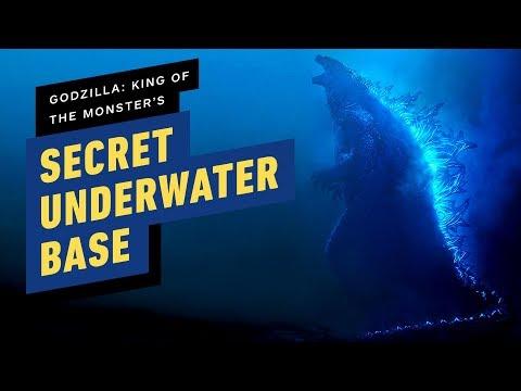 Inside the Godzilla: King of the Monsters Monarch Base - UCKy1dAqELo0zrOtPkf0eTMw