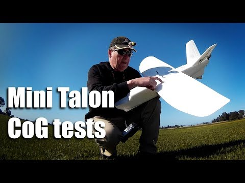 Mini Talon CG and stall tests - UC2QTy9BHei7SbeBRq59V66Q