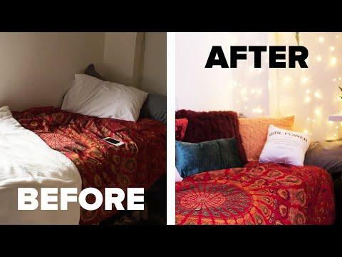 $300 Dorm Room Makeover - UChDhriK1Ar625KyY7JdnT7A