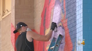 Five Points Features New Art By Local Artists