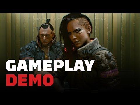 Cyberpunk 2077 - 48 Minute Official GAMEPLAY Reveal Demo - UCKy1dAqELo0zrOtPkf0eTMw
