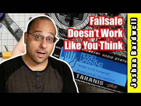 Failsafe HOLD vs NO PULSES | which is right? - UCX3eufnI7A2I7IkKHZn8KSQ