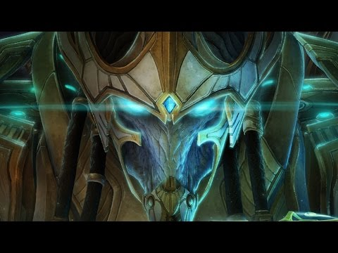 StarCraft 2: Legacy of the Void Launch Trailer - UCKy1dAqELo0zrOtPkf0eTMw