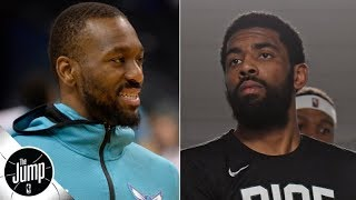 Kyrie Irving or Kemba Walker: Who has the better supporting cast for 2019-20? | The Jump