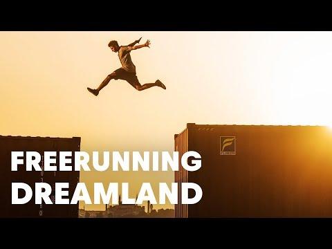 Jason Paul and Dimitris Kyrsanidis Freerunning 'Dreamland'