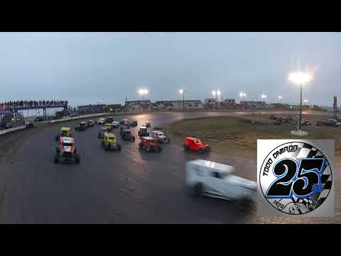 Fall Classic Clips 10 23 2020 - dirt track racing video image