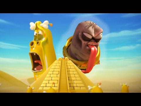 LARVA ❤️ The Best Funny cartoon 2017 HD ► La LEGEND MONSTERS ❤️ The newest compilation 2017 ♪♪ PART