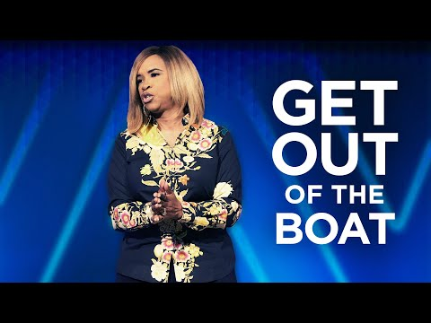 Wednesday Morning Service - Get Out of the Boat