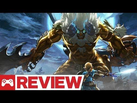 The Legend of Zelda: Breath of the Wild - The Master Trials DLC Review - UCKy1dAqELo0zrOtPkf0eTMw