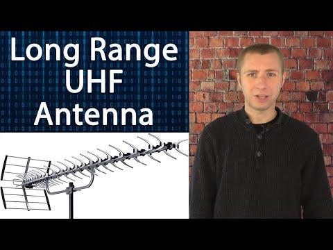 Xtreme Signal Long Range Outdoor UHF Antenna HDB91X Review