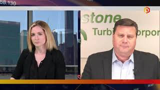 Capstone Turbine CEO talks through 1Q earnings and reacts to London's power outage