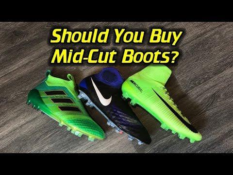 Pros & Cons of Mid-Cut Football Boots/Soccer Cleats - UCUU3lMXc6iDrQw4eZen8COQ