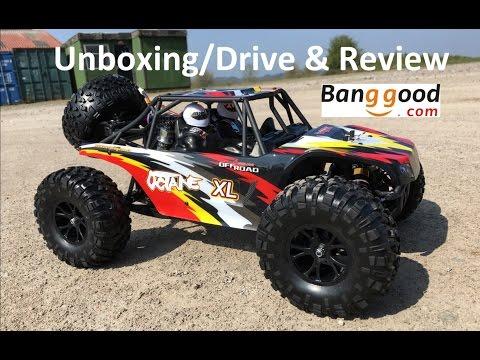 VRX Racing RH1045 1/10 Brushless Desert Truggy RC Car - UCpgONso52_U8l8d5KM0UPKQ