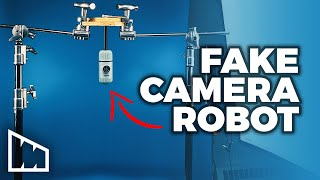 I Faked A Camera Robot Arm – Creating The Cinebot Bolt Look