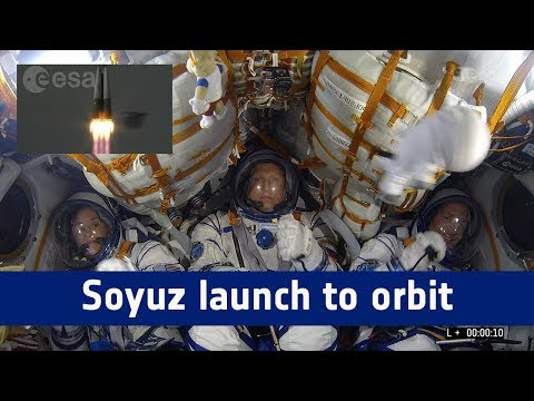 Horizons mission - Soyuz: launch to orbit - UCIBaDdAbGlFDeS33shmlD0A