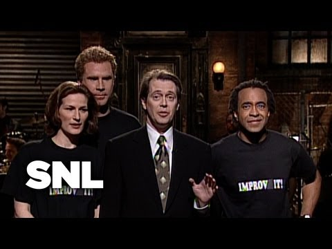 Steve Buscemi Monologue: Improvisation at Saturday Night Live